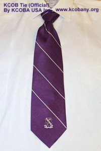KC Old boys tie
