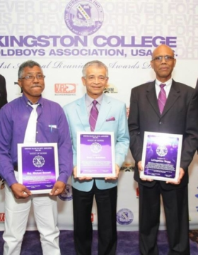 31st Annual Reunion & Awards Dinner, May 3, 2014